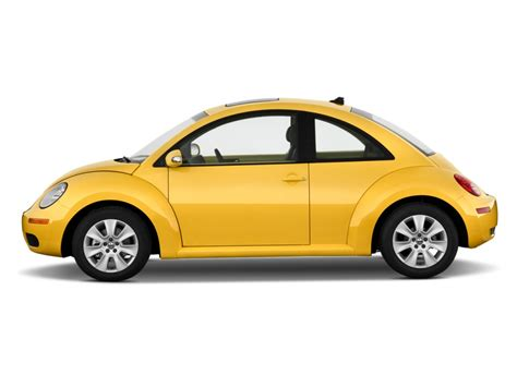 volkswagen side image 2010 volkswagen beetle coupe 2 door side
