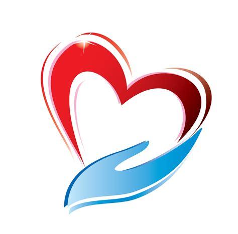 heart pattern logo logo heart png clipart best