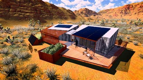 how to buy a house in las vegas super resilient desertsol house by team las vegas captures the mojave desert s sun and