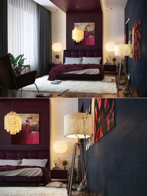 dark red bedroom ideas black and red bedroom ideas