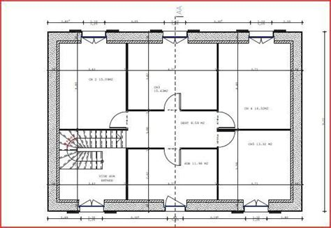 Plan Grange by Les Plans La R 233 Novation D Une Grange En Maison D Habitation