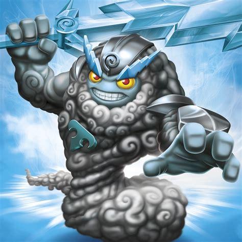Kaos Vans Thunder thunderbolt skylanders wiki fandom powered by wikia