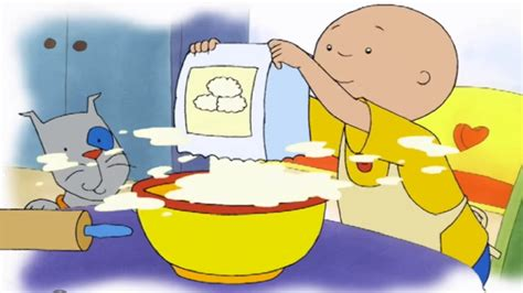 caillou dinner caillou episode caillou s family dinner new hd