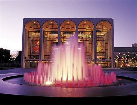 lincoln center new york lincoln center for the performing arts new york new york