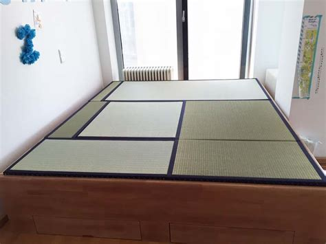 How Big Is A Tatami Mat by The Export Record Of The Tatami