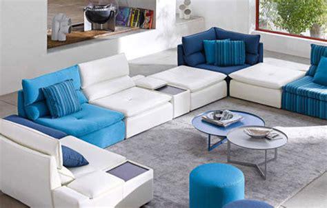 divani in tessuto economici divani componibili economici idee per il design della casa