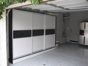 Garage Storage With Doors Sliding Doors