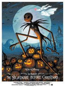 the nightmare before 20th anniversary limited