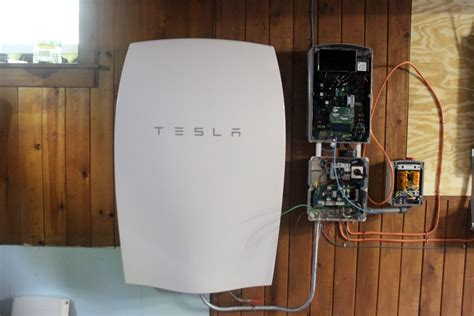 Tesla Battery Backup Tesla Battery Project Seeks To Turn Vermonters Homes Into
