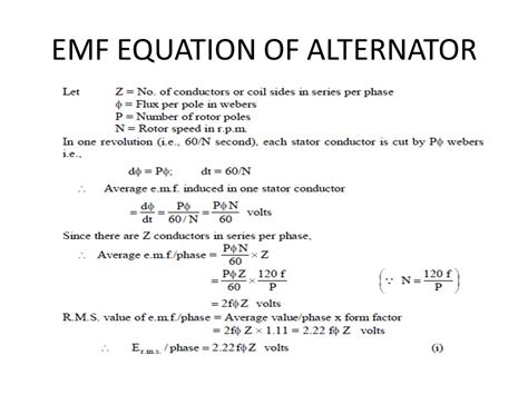 emf equation of motor induced emf equation jennarocca