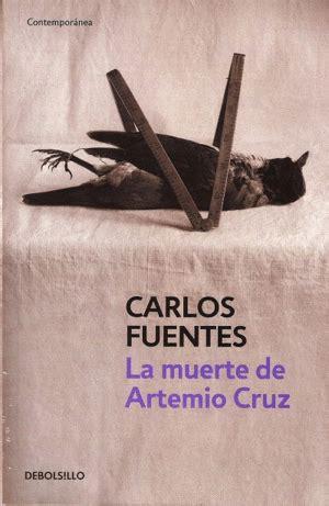 la muerte de artemio 8437613930 libros de fuentes carlos tornamesa