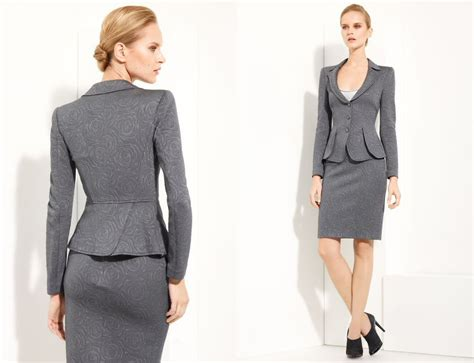Styles Of Work Suites | work suits womens dress yy