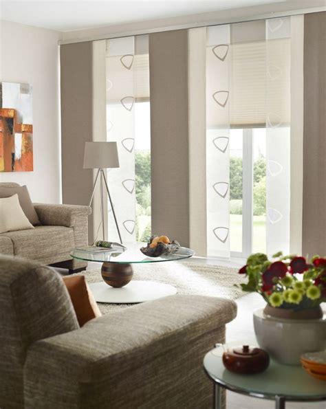 gardinen ideen furs wohnzimmer kreative gardinen ideen