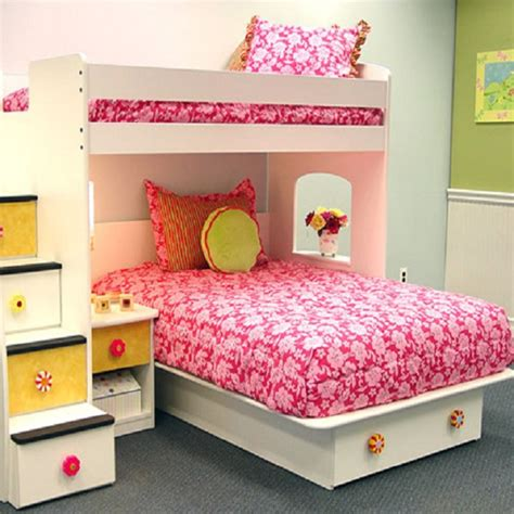 Bedding For Bunk Beds Hugger Pink Hibiscus Bunk Bed Hugger With Sham