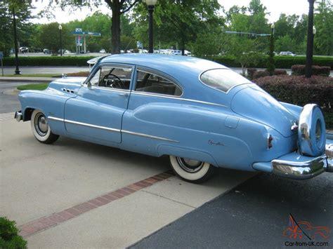 1950 Buick Sedanette For Sale 1950 1951 1952 buick 2 door sedanette