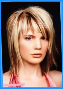 images front and back choppy med lengh hairstyles medium length choppy hair intended for current beauty