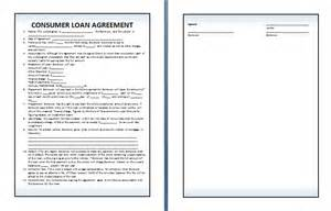 Sle Personal Loan Agreement Template by Term Loan Agreement Template Word Templates 2017