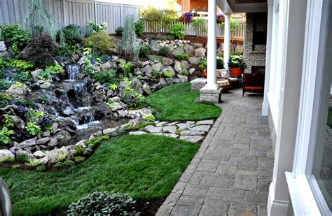 Garden Ideas For Small Yards Design And Decorating Ideas Ideas For A Small Backyard