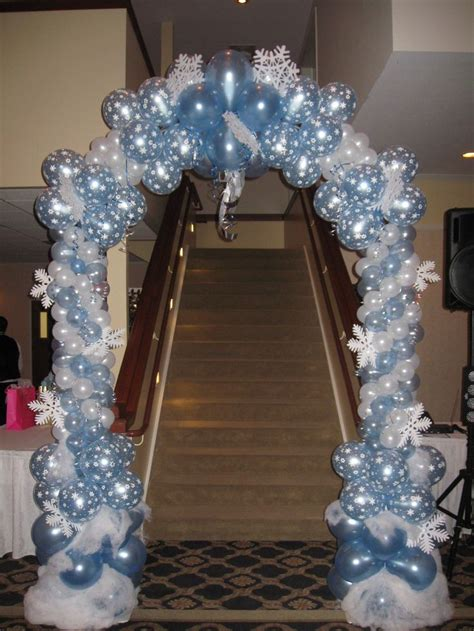 winter formal decorations 182 best images about balloons winter on