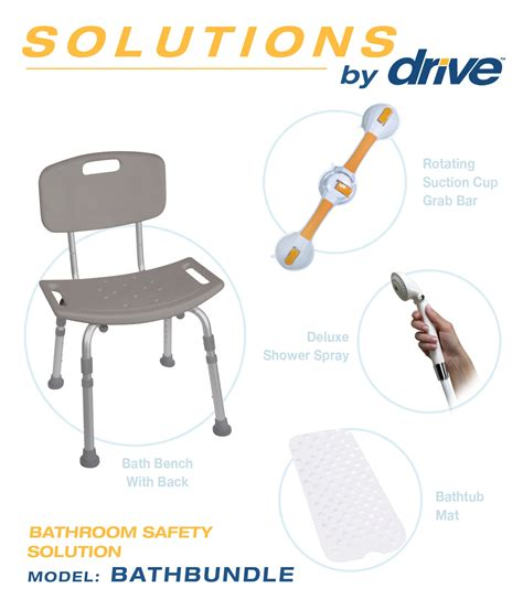 Bath Shower Spray drive medical bathroom safety solution shower spray by oj