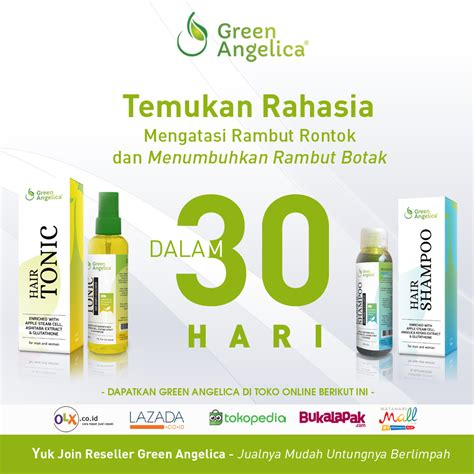 Green Hair Tonic Penumbuh Rambut Uh penumbuh rambut alami surabaya obat penumbuh rambut