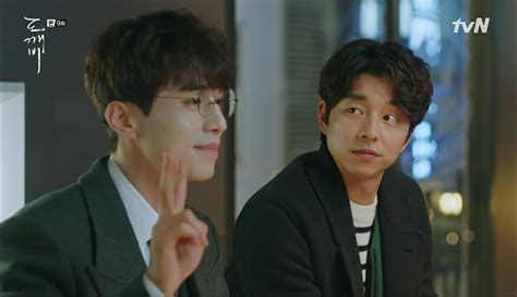 Grim Reaper Sweater From Drama Goblin the lonely shining goblin episode 9 187 dramabeans korean