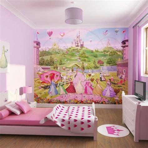 fairy princess bedroom dream wallpaper bedroom wallpaper