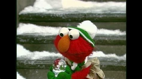 sesame street elmo saves christmas vhs images