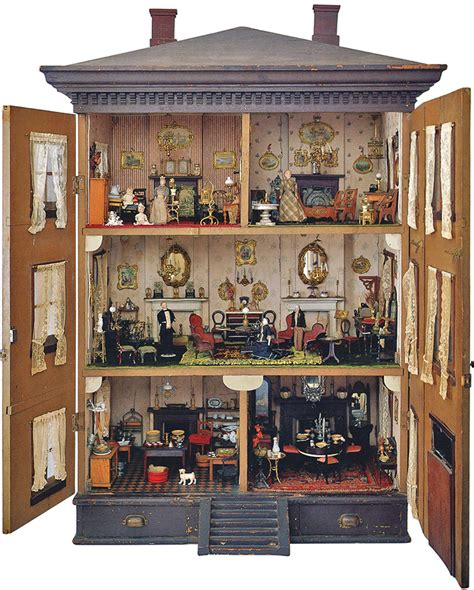old doll house antique doll house book the small world of antique dolls houses access the online