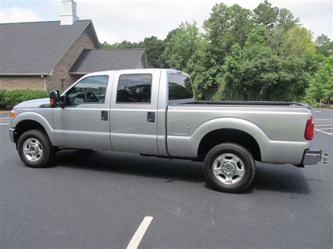 Ford F 250 Mpg Low Mileage 2016 Ford F 250 Xlt For Sale
