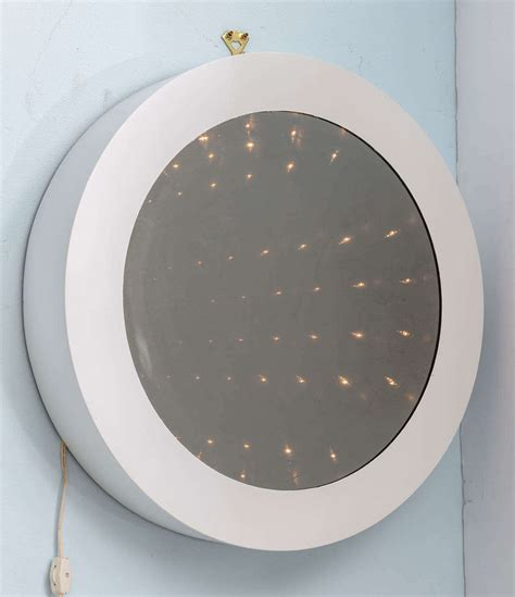 cool mirror cool mod 1970 s vintage infinity tunnel mirror l for