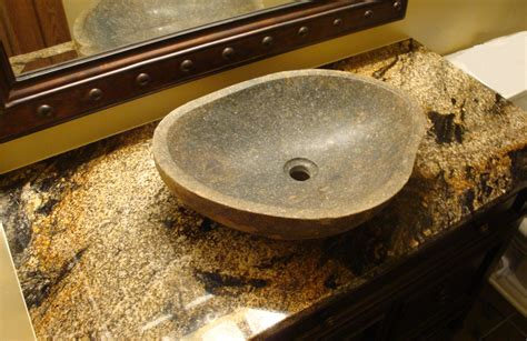 bathroom vanity countertops vessel sink granite vanity tops with vessel sinks roselawnlutheran