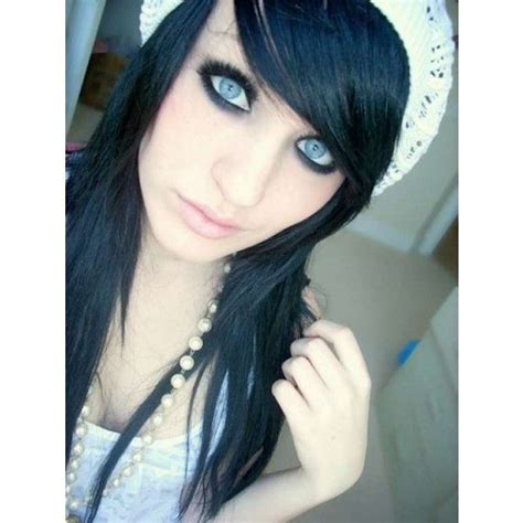 beautiful haircuts and their names most beautiful emo girls pics liked on polyvore my style