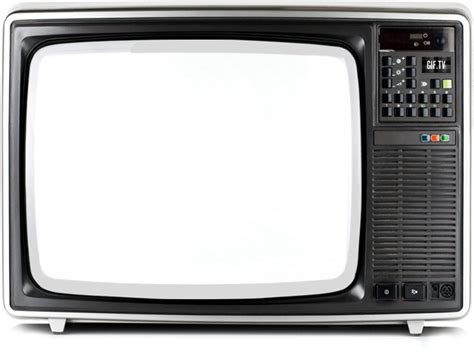 tv set png old tv png image