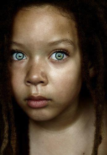 Green Eyed by Ravenectar Beautiful Human Faces