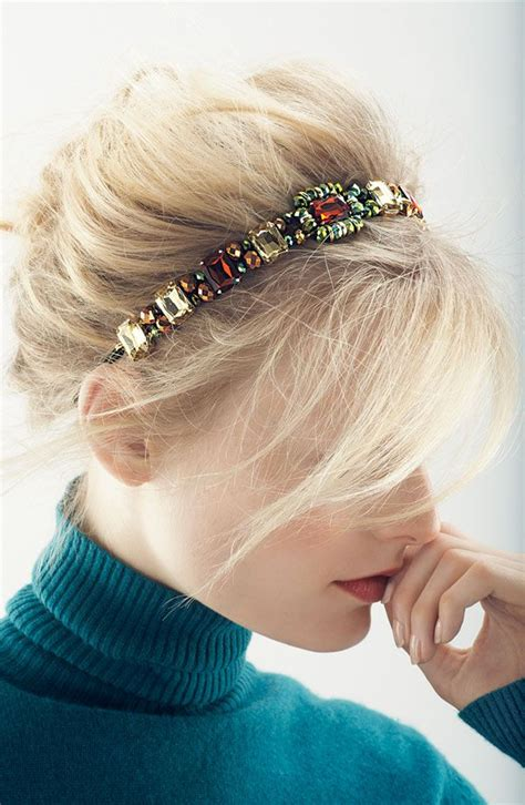 6 different ways to wear a headband faith allen hair design 25 best ideas about headbands for women on pinterest