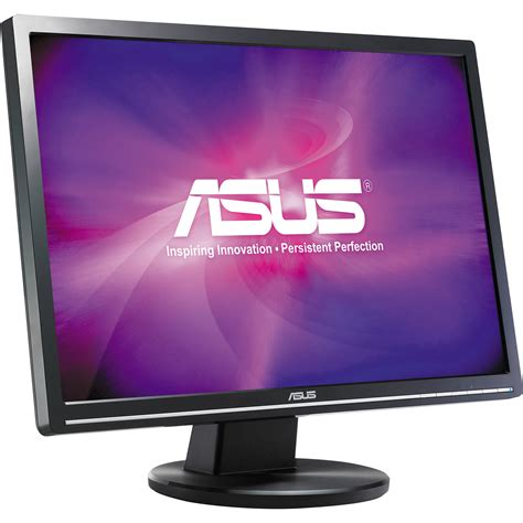 Monitor Lcd Asus asus vw224t 22 quot widescreen lcd computer monitor vw224t b h