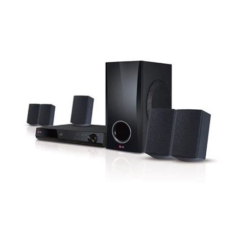 lg electronics bh5140s 500w home theater system