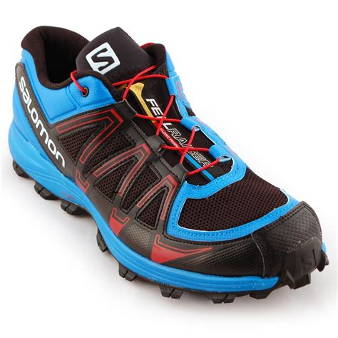 solomon trail running shoes tony pryce sports salomon fellraiser s trail running