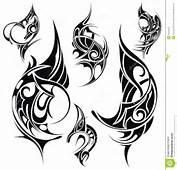 Tattoo Design Elements Stock Photography  Image 31818102