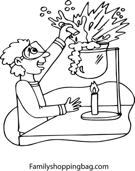science coloring pages pdf kid in science room 076733 wchaverri s blog