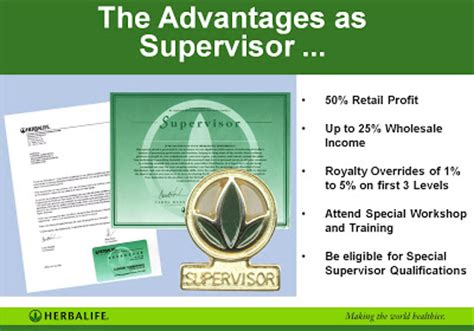herbalife supervisor ideal vistalist co