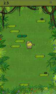 doodle jump nokia c3 игра doodle jump на телефон android и на iphone для