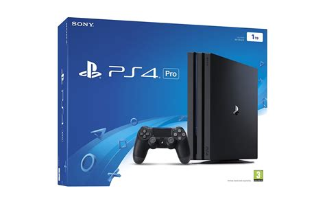 playstation ps4 sony playstation 4 pro 1tb ps4 pro
