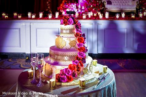 Wedding Cakes Boston by Wedding Cake In Boston Ma Hindu Sikh Wedding By Muskaan