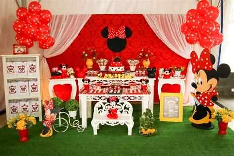 Real Home Decor by Decoracao Minnie Vermelha 1 Brincar