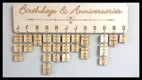 Anniversary Calendar Birthday And Anniversary Calendar Ctonline