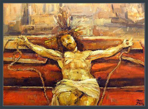 imagenes de jesucristo al oleo cuadros ernest descals pinturas