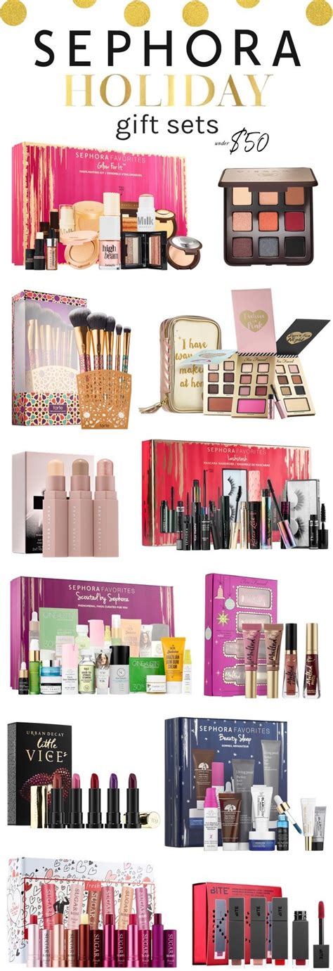 top must have christmas gifts the best sephora 2017 gift sets 50