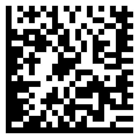 svg pattern matrix data matrix wikipedia